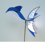 Wind Spinner - Dolphin