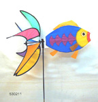 Wind Spinner - Goldfish