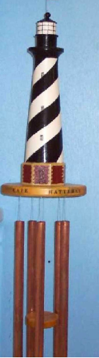 Lighthouse Windchime - Cape Hatteras