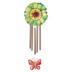 Pretty Petals Windchime
