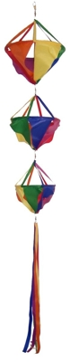 Spinset  Baskets- large rainbow
