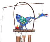 Dragon Bamboo Windchime