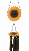 Sunflower Bamboo Chime