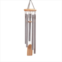 Resonant Aluminum Wind Chime