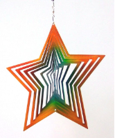 Metal Spinner - Star