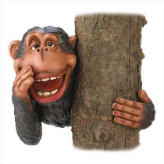 Monkey Business Tree Decor