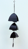 Three Bells Windchime